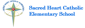 Logo for Sacred Heart Catholic Elementary School